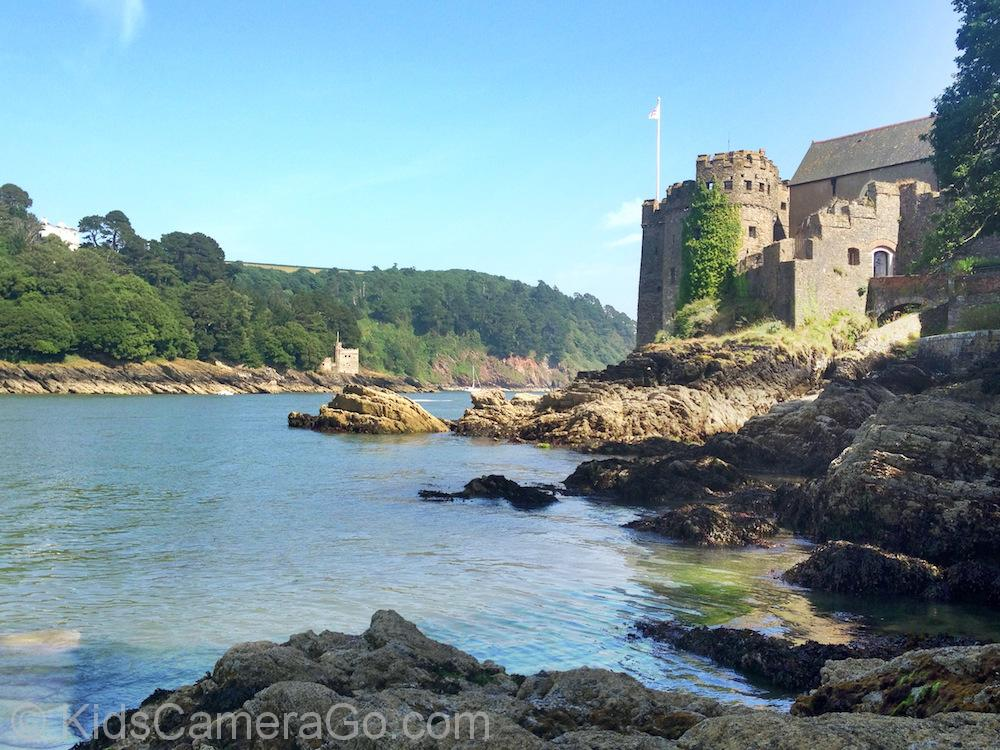 View of Dartmouth Castle from the Ferry Jetty