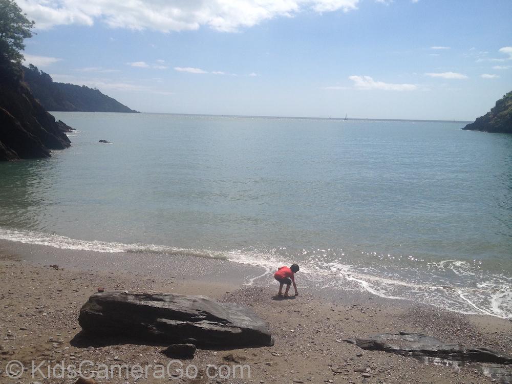 Sandy Cove near Dartmouth